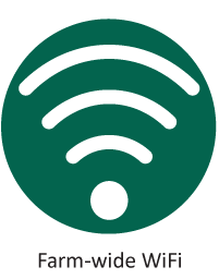 Farm-wide WiFI