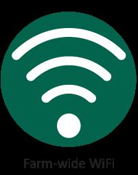 Farm-wide WiFI